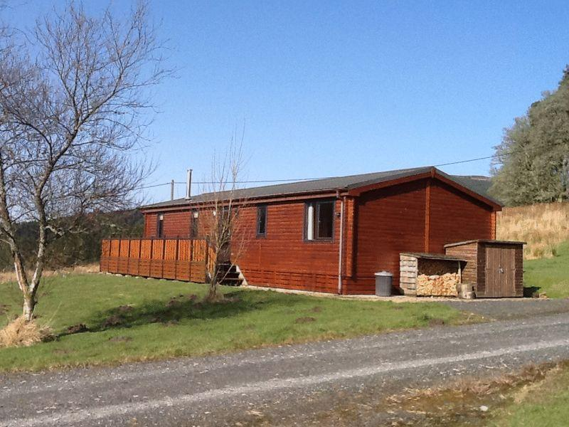 3 Bedroom Log Cabin For Sale In Kielder Hexham Ne48