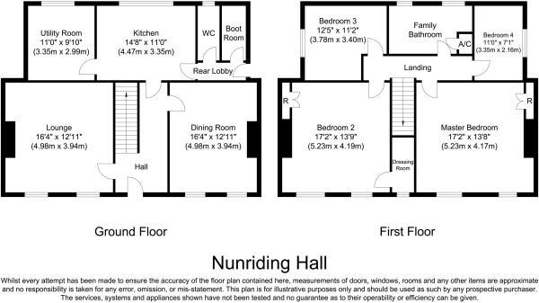 Nunriding Hall