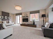 4 bed new property for sale in Lawley Drive, Telford...