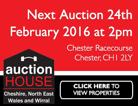Get brand editions for Auction House, Cheshire North Wales and Wirral