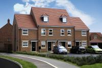 3 bed new home in Kingswood Parks, Hull...
