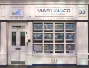Martin & Co, Manchester Central - Lettings & Salesbranch details