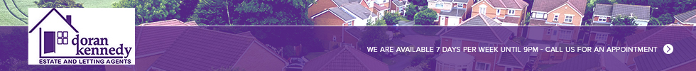 Get brand editions for Doran Kennedy Estate Agents Ltd, Kirkby
