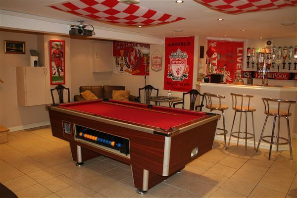 Basement/Games Room