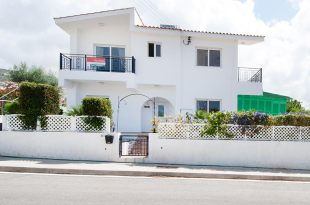 Link Detached House for sale in Paphos, Peyia