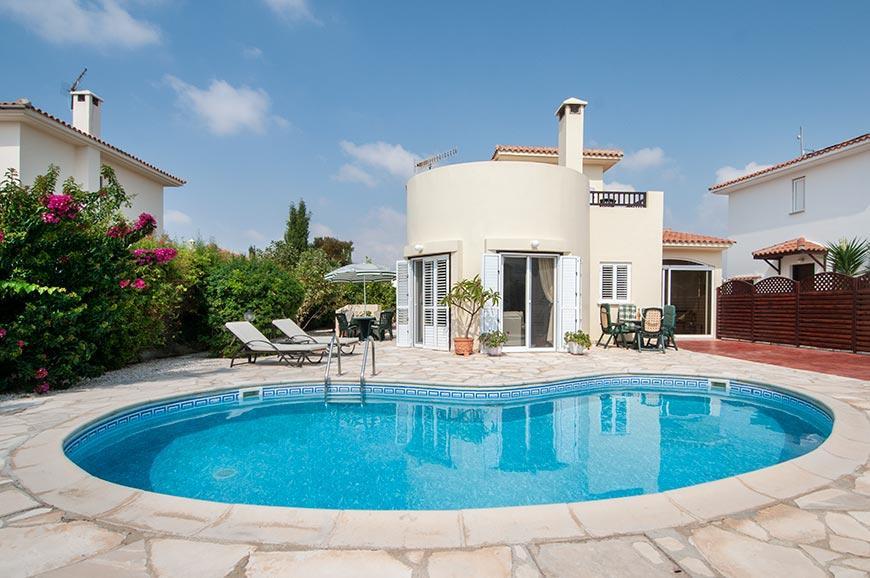 3 bed home in Pissouri, Limassol