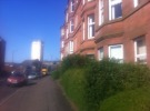 Flat in Kings Park Road, Glasgow...