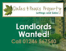 Get brand editions for Dales & Peaks Property Ltd, Lettings at Chesterfield