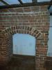 Brickwork throughout