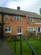 3 bed semi detached house in Coach Road Estate...