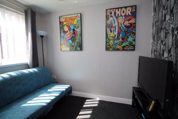 Study / Playroom