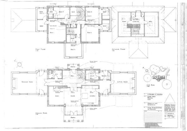 Floor plan - propose