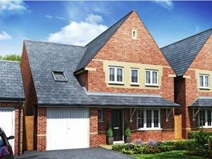 The Fairways by Barratt Homes, Bye Pass Road,