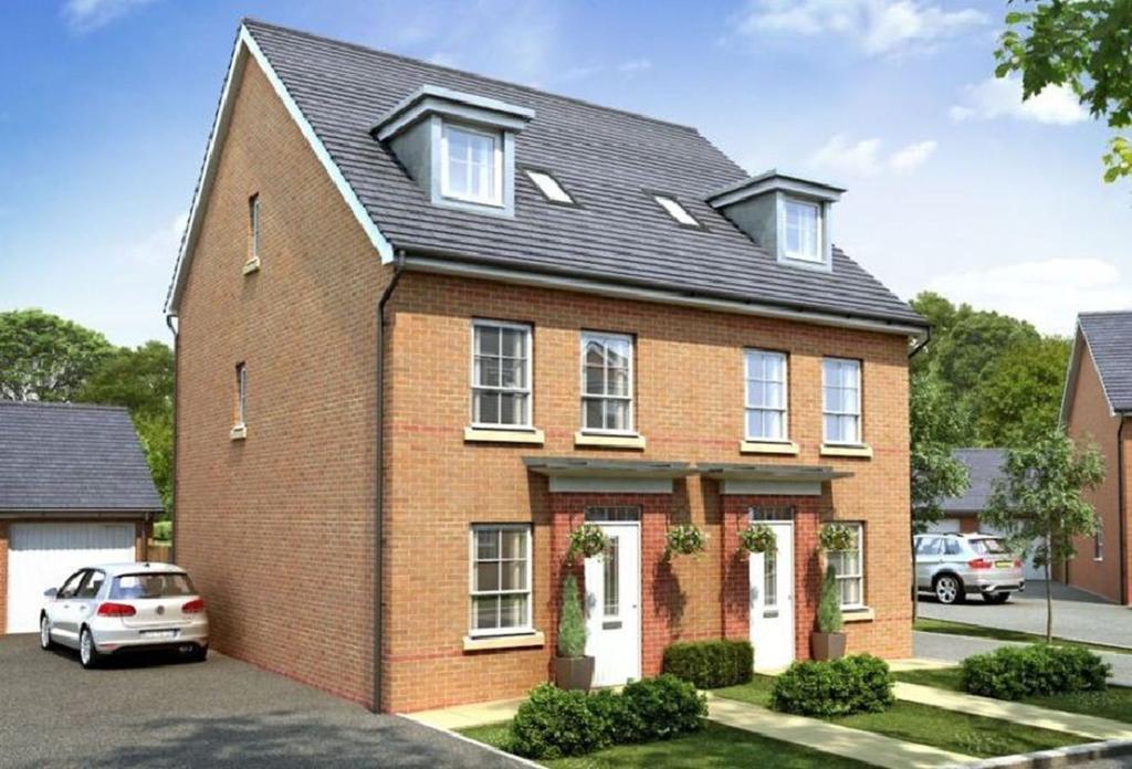 4 bedroom semi detached house for sale in wigwam lane nottingham ng15 7tj ng15