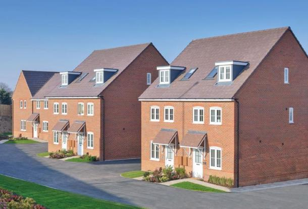 New homes for sale in Hucknall