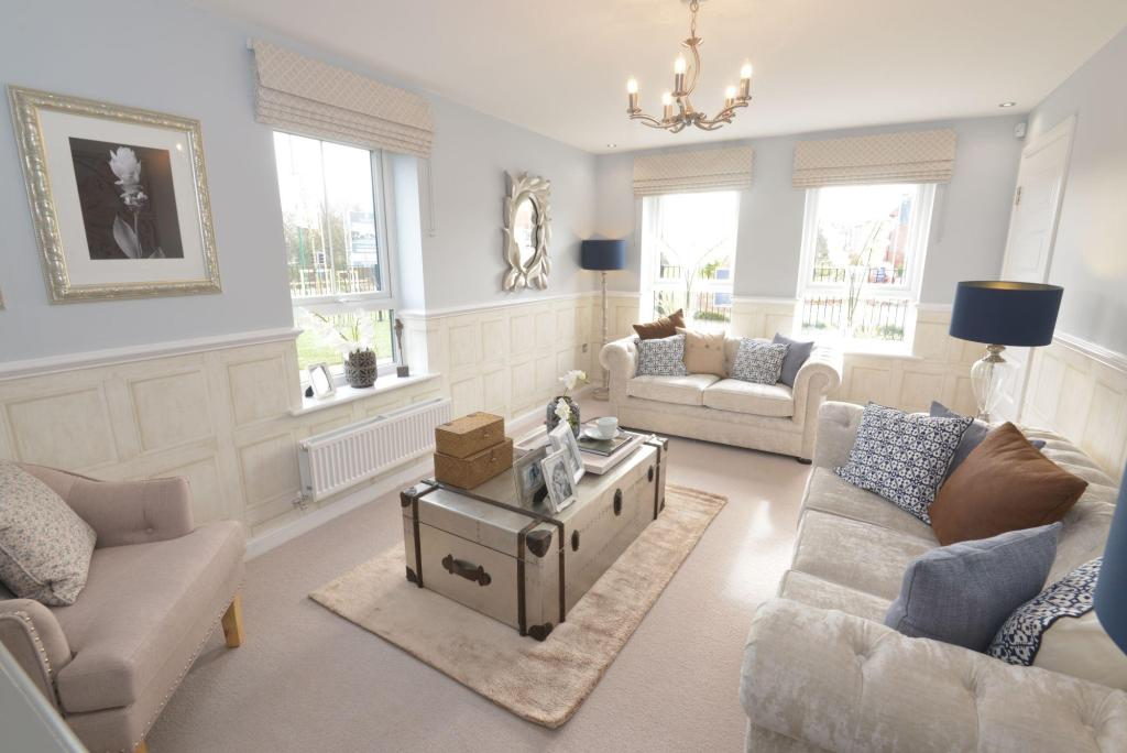Three bedroom Morpeth home