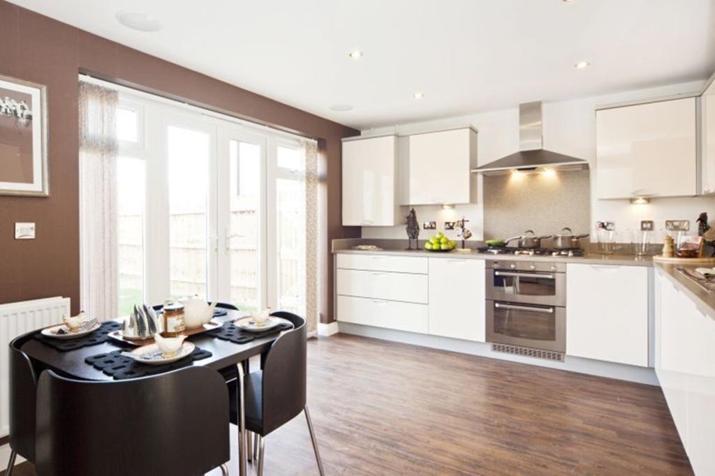 3 bedroom York Kitchen