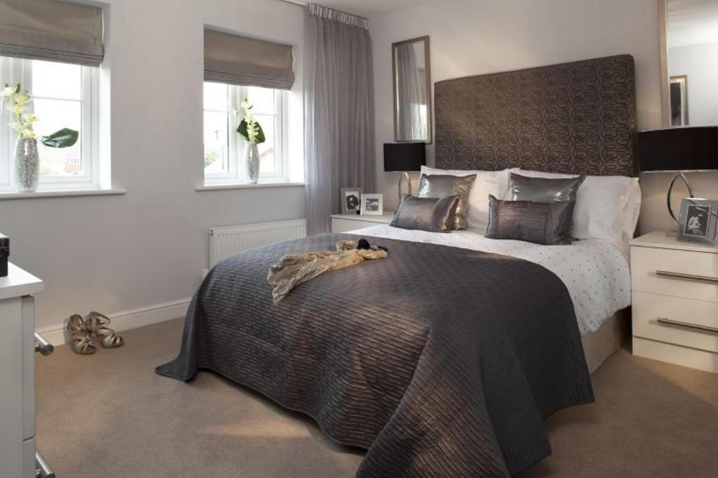 3 bedroom York bedroom