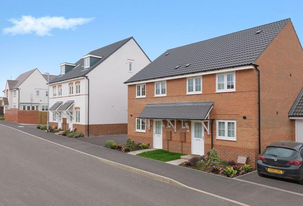 New homes in Hucknall