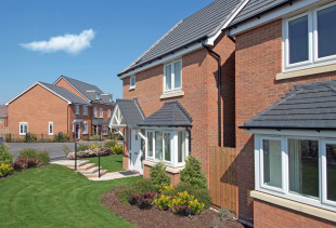 Merlin Park by Barratt Homes, Wigwam Lane