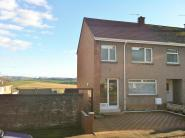 2 bedroom End of Terrace house to rent in Dunlop Terrace, Maybole...