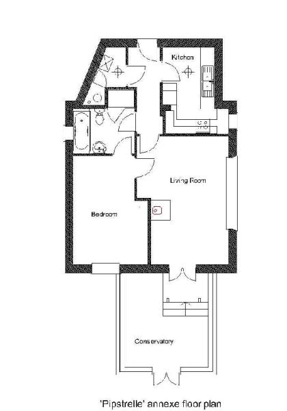 Pipistrelle Cottage