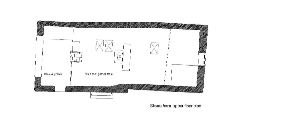 Stone Barn - First