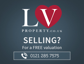 Get brand editions for LV PROPERTY, Birmingham, West Midlands