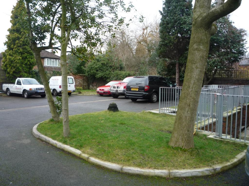 Rear Car Park