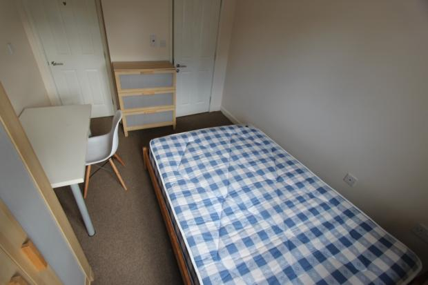 Bedroom 1 with Ensui