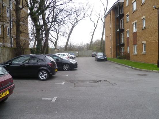 Car Park at Rear