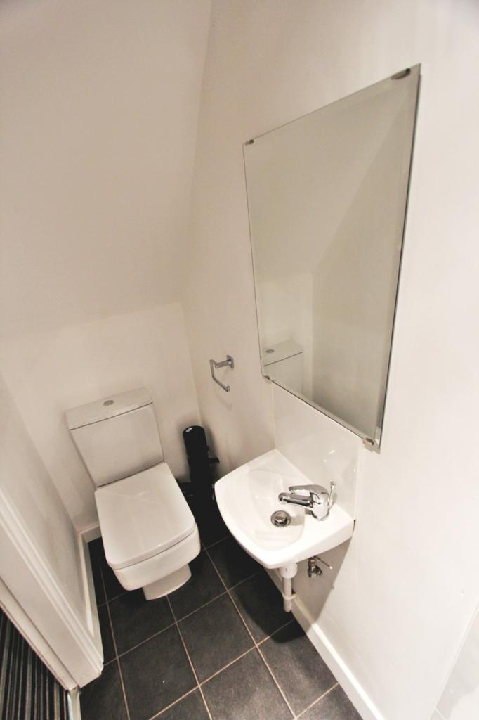 Understairs Bathroom