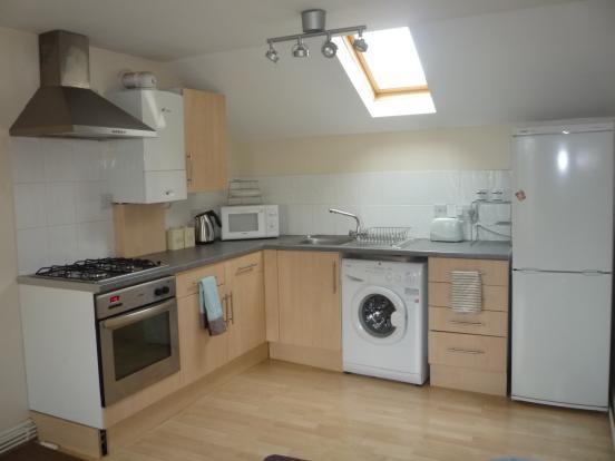 Open Plan Kitchen  (