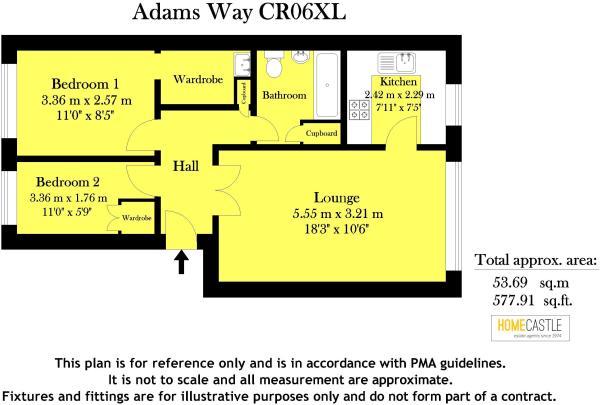 Floor Plan - Adams W