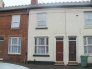 Terraced house in Milton Street, Caldmore...