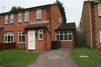 3 bed semi detached house in Rosehip Close...