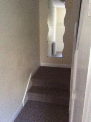 Stairs to apar...