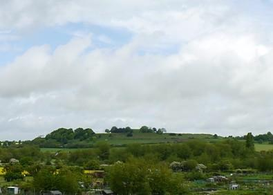 View Of Old Sarum