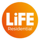 Life Residential, West London- Lettings branch logo
