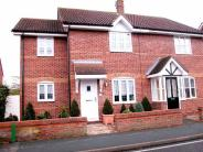 3 bed semi detached property in WICKHAM BISHOPS
