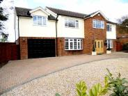 4 bed Detached home for sale in WICKHAM BISHOPS