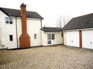 semi detached house in WICKHAM BISHOPS