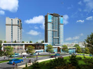 1 bedroom new Apartment for sale in Istanbul, B�y�k�ekmece...