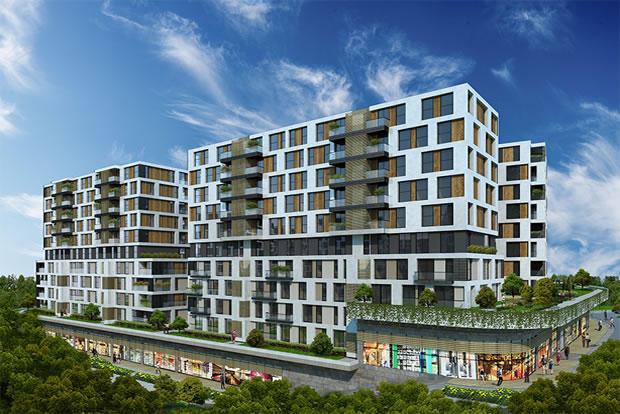 Beylikduzu new Apartment for sale