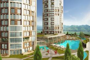 new Apartment in Istanbul, Küçükçekmece...
