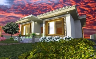 Detached Bungalow in Mugla, Bodrum, Yalikavak