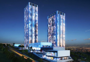 1 bed new Apartment for sale in Istanbul, K���k�ekmece...