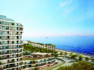 1 bed new Apartment in Istanbul, Kartal, Kartal