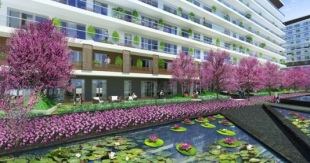 2 bed new Apartment in Istanbul, K���k�ekmece...