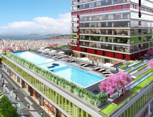 new Apartment in Istanbul, Maltepe
